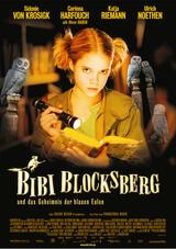 Bibi Blocksberg und das Geheimnis der blauen Eulen - Poster
