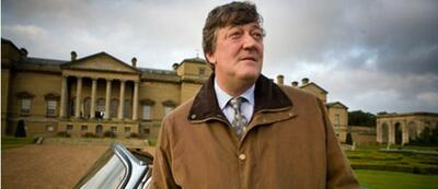 Stephen Fry wird The Master of Laketown in The Hobbit spielen
