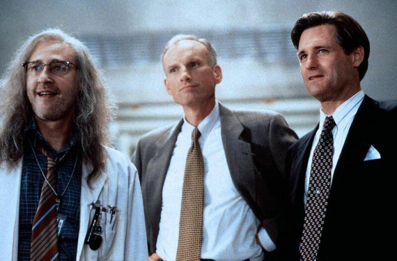 Independence Day mit Bill Pullman, Brent Spiner und James Rebhorn