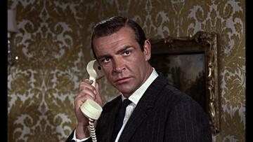 Sean Connery in Liebesgrüße aus Moskau