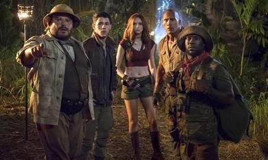 Jumanji - Willkommen im Dschungel mit Dwayne Johnson, Jack Black, Karen Gillan, Kevin Hart und Nick Jonas - Bild 10
