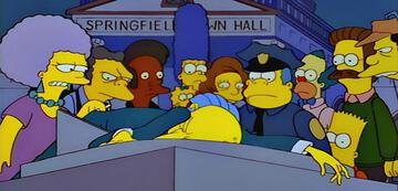 Die Simpsons: Wer erschoss Mr. Burns?
