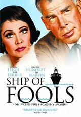 Das Narrenschiff - Poster