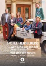 Hotel Heidelberg - Wir sind die Neuen - Poster