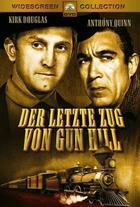Der letzte Zug von Gun Hill Poster