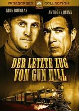 Der letzte Zug von Gun Hill - Poster