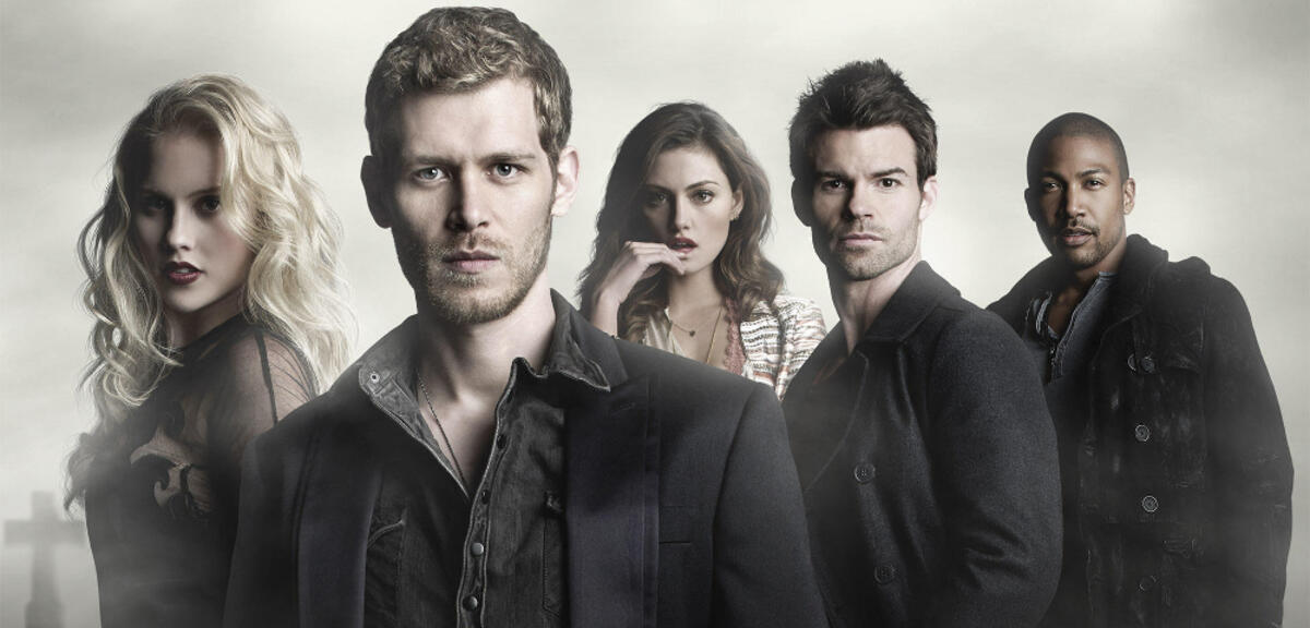 Staffel 5 The Originals