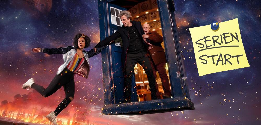 Doctor Who Staffel 10 Stream