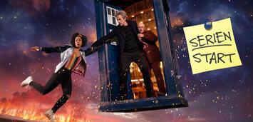 Bild zu:  Doctor Who