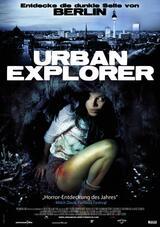 Urban Explorer - Poster