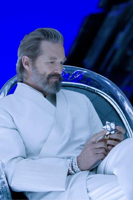 Tron Legacy mit Jeff Bridges