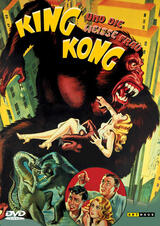 King Kong und die weiße Frau - Poster