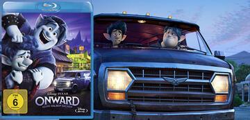 Onward: Auf DVD, Blu-ray und zum Leihen