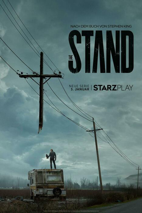The Stand, The Stand - Staffel 1