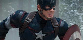 Cap macht ganz schon etwas durch