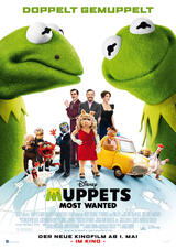 Muppets Most Wanted - Poster
