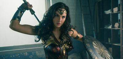 Wonder Woman mit Gal Gadot
