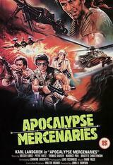Söldner der Apokalypse - Zum Krepieren geboren - Poster