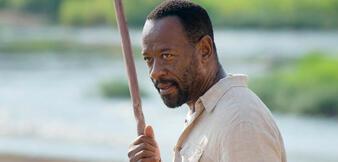 The Walking Dead -Lennie Jones als Morgan