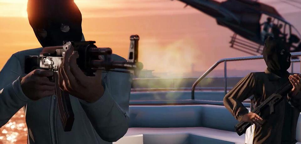 GTA 5 bekommt die Online Heists erst Anfang 2015