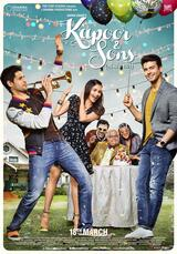 Kapoor and Sons - Poster