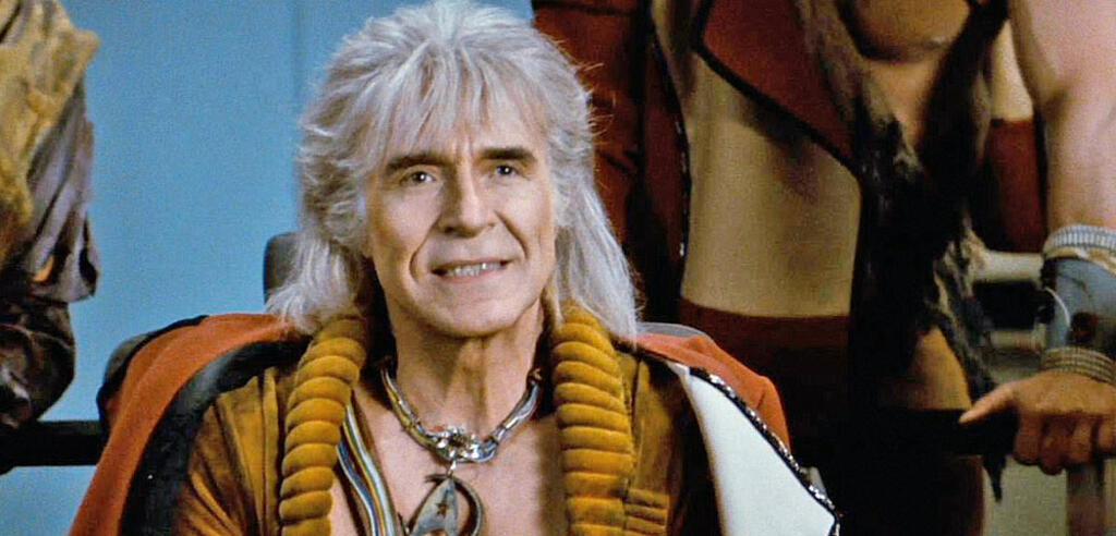Khan Noonien Singh in Star Trek II