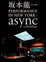 Ryuichi Sakamoto: async Live at the Park Avenue Armory - Poster
