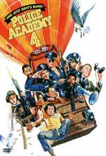 Police Academy 4 - Und jetzt geht's rund Poster