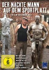 Der nackte Mann auf dem Sportplatz - Poster