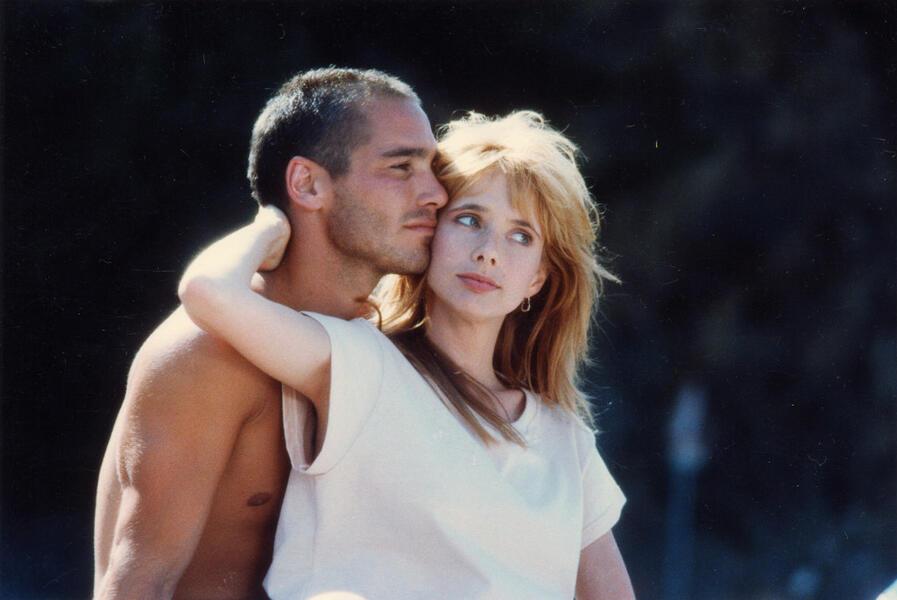 Im Rausch der Tiefe mit Rosanna Arquette und Jean-Marc Barr