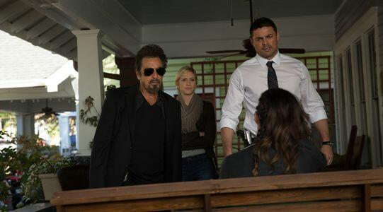 Hangman mit Al Pacino, Karl Urban und Sarah Shahi