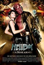 Hellboy II - Die goldene Armee Poster