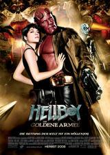 Hellboy II - Die goldene Armee - Poster