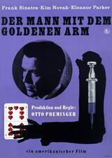 Der Mann mit dem goldenen Arm - Poster