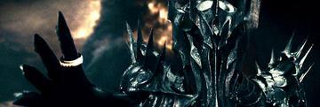 Sauron in Herr der Ringe