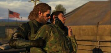 Bild zu:  Bilderrätsel: Welche der beiden Personen ist Konami?