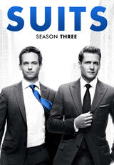 Suits - Staffel 3 - Poster