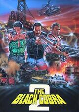 Black Cobra II - Einsatz in Manila - Poster