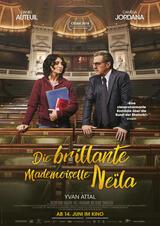 Die brillante Mademoiselle Neïla - Poster