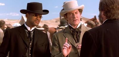 Wild Wild West - Will Smith und Kevin Kline