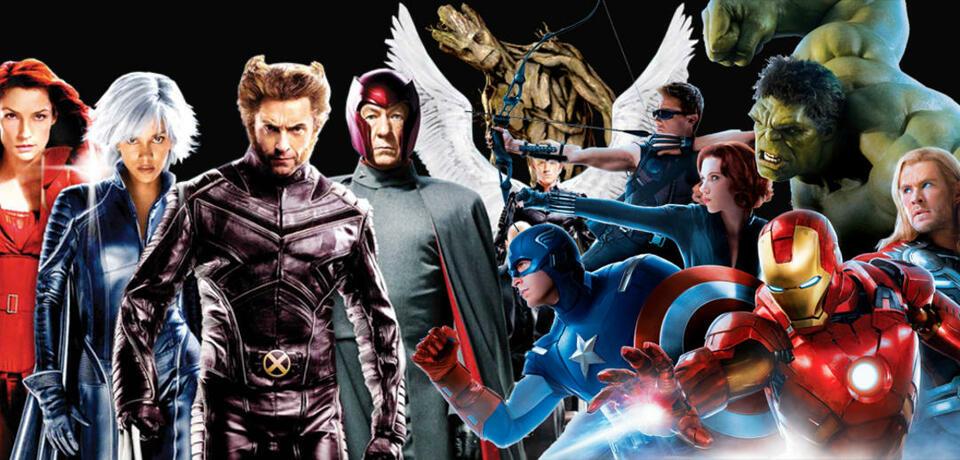 Alle Marvel Filme Stream