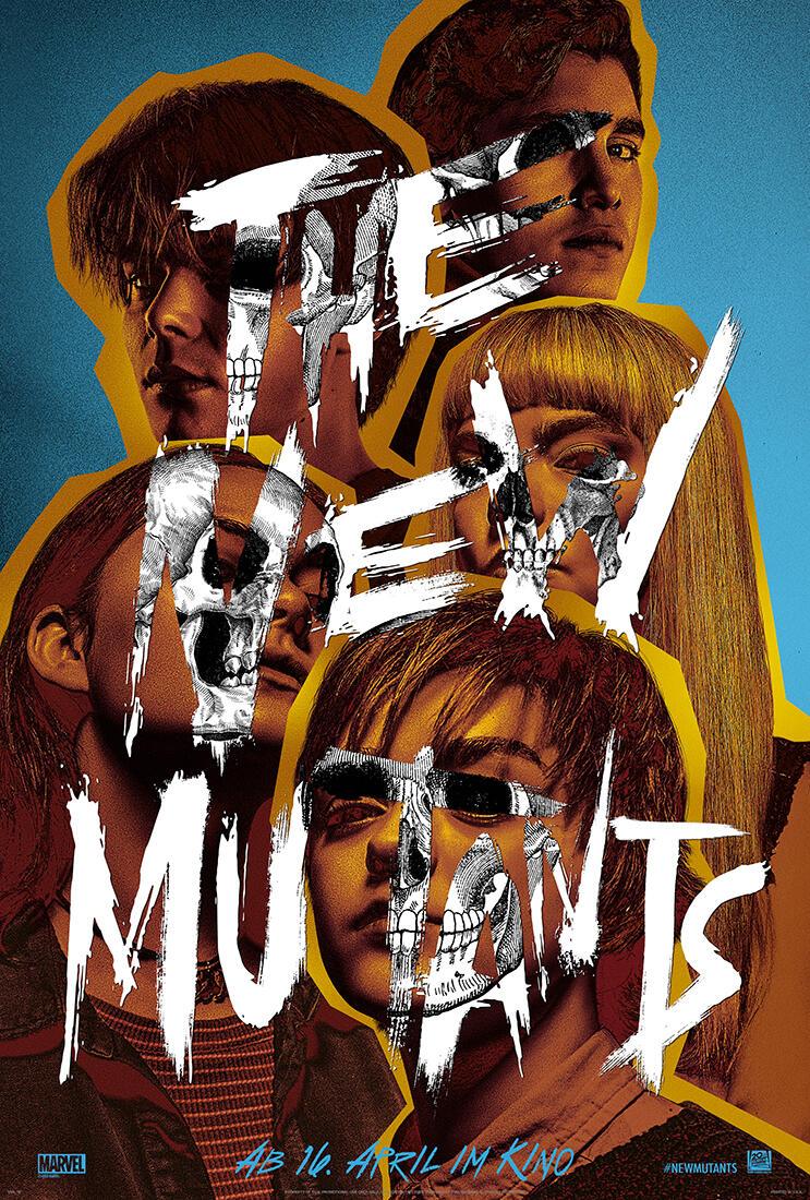 New Mutants Deutschland