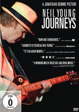 Neil Young Journeys - Poster