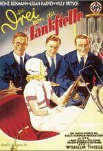 Die Drei von der Tankstelle Poster