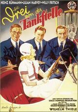 Die Drei von der Tankstelle - Poster