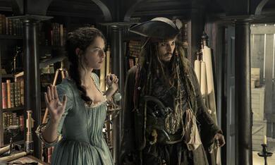 Pirates of the Caribbean 5: Salazars Rache mit Johnny Depp und Kaya Scodelario - Bild 12