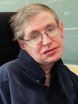 Poster zu Stephen Hawking