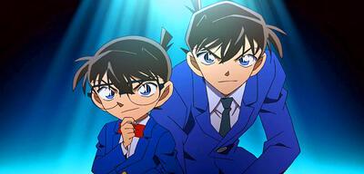 Conan und Shin'ichi