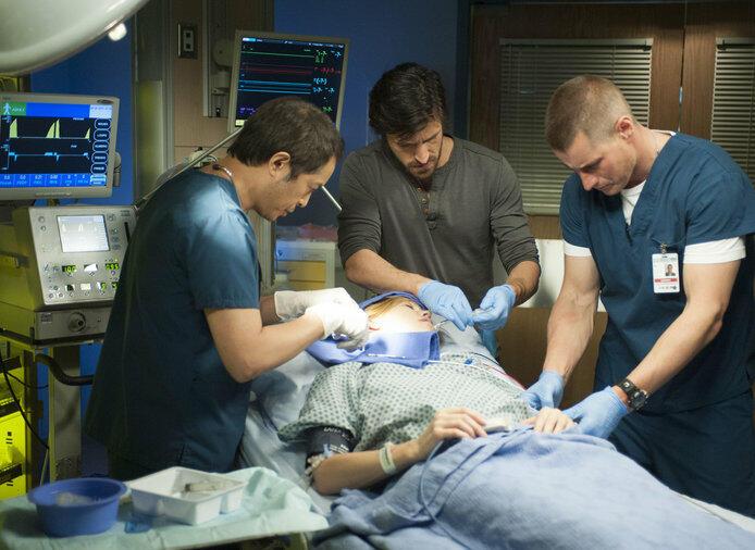 The Night Shift - Staffel 2