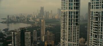 Mumbai ist einer der Film-Schauplätze